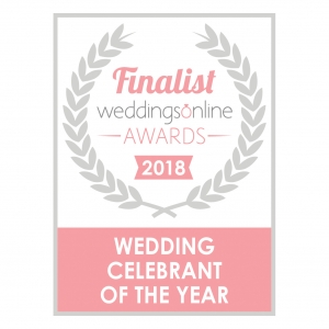 Finalist 2018 WOL Celebrant of the Year